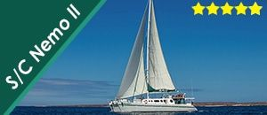 Travel Now in the Nemo II The Best Cruise to Galapagos Island Five Stars
