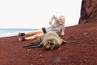Island Travel And Tours Cruises to the Galapagos Islands for 16 people December 2017