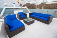 Island Adventure Cruises Cruises to the Galapagos Islands for 4 passengers July 2017