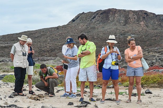 Galapagos Islands Tours March 2017