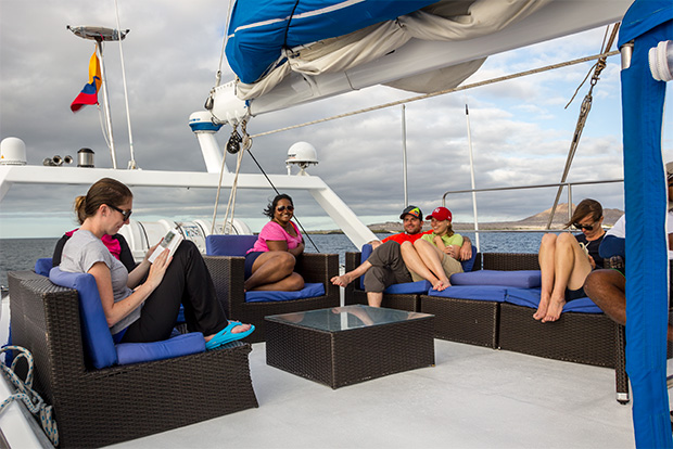 Cruises to the Galapagos Islands for Companies