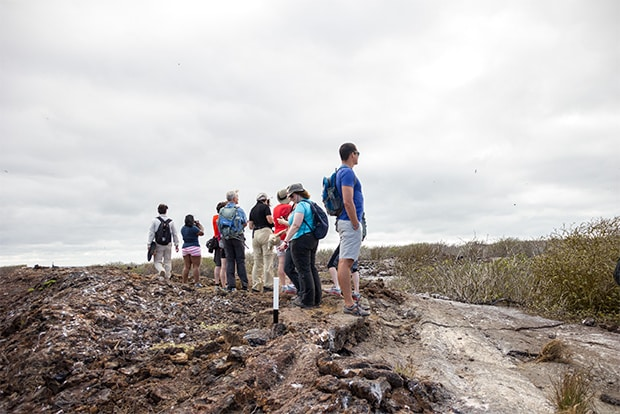 Cruise to the Galapagos Islands from Fiji
