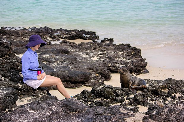 Cruise to the Galapagos Islands from Vanuatu