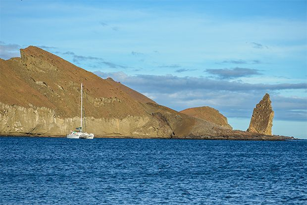 Cruises to the Galapagos Islands for 8 people February 2018
