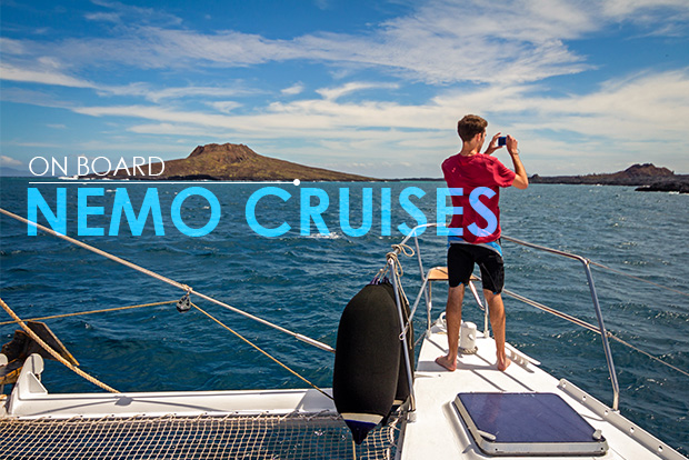 A tour to the Galapagos National park on board Nemo Cruises