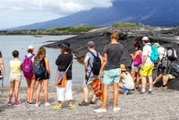 Trip To Ecuador And Galapagos Islands Celebrations in Galapagos Islands July 2018