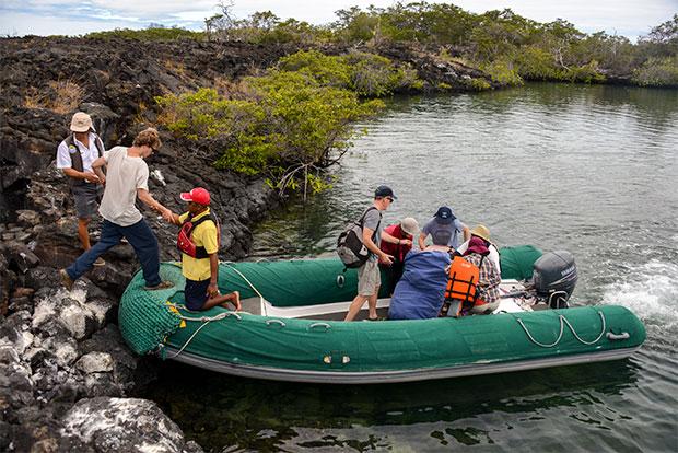 Catamaranes a las Islas Galápagos diciembre 2019