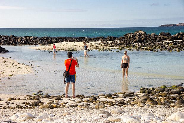 Catamaranes a las Islas Galápagos enero 2020