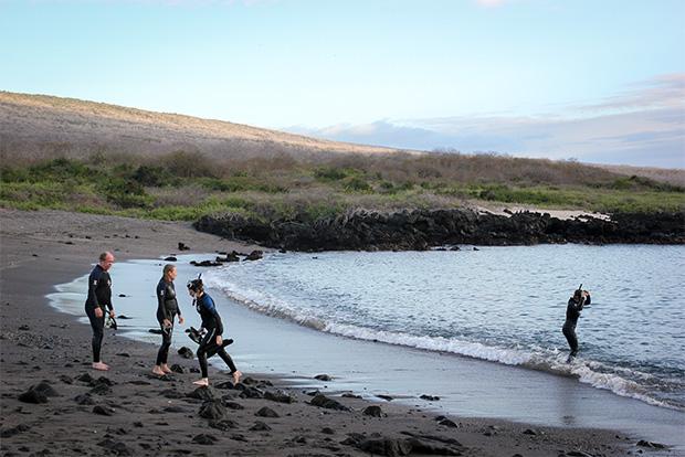 Catamaranes familiares a las Islas Galápagos octubre 2019