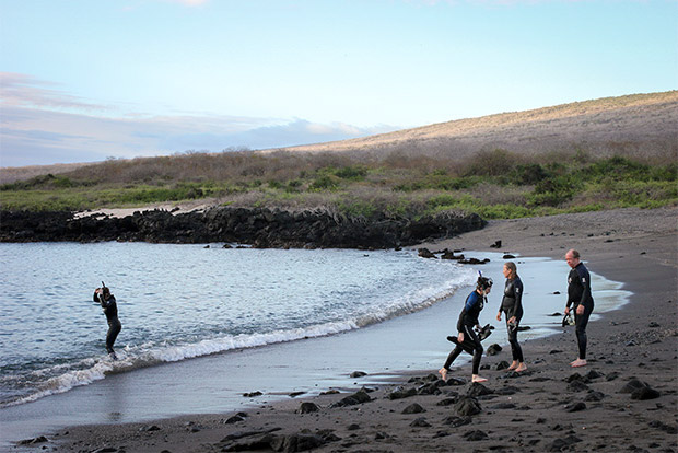Catamaranes románticos a las Islas Galápagos 2017