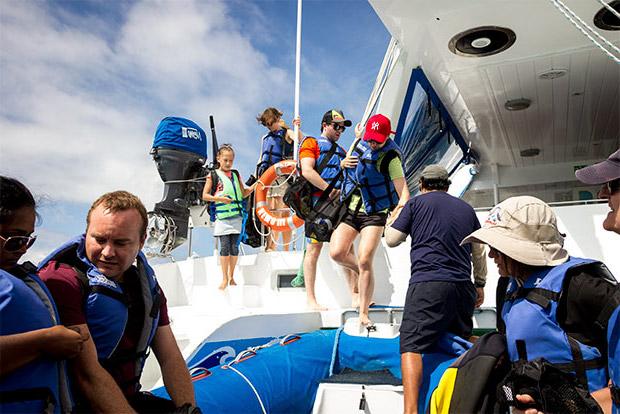 Catamaranes románticos a las Islas Galápagos mayo 2020