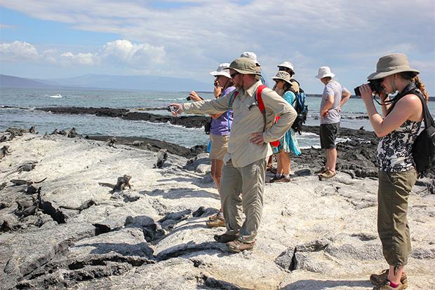 Cruceros a Galápagos para 1 persona octubre 2019