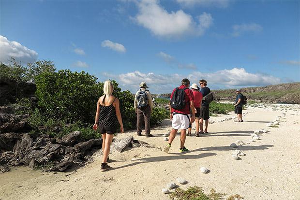 Cruceros a las Islas Galápagos para 11 personas abril 2020