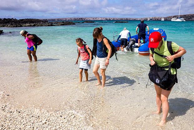 Cruceros exclusivos a las Islas Galápagos enero 2020