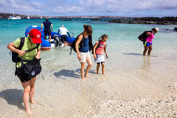Paquetes Turísticos a islas Galápagos para parejas noviembre 2019