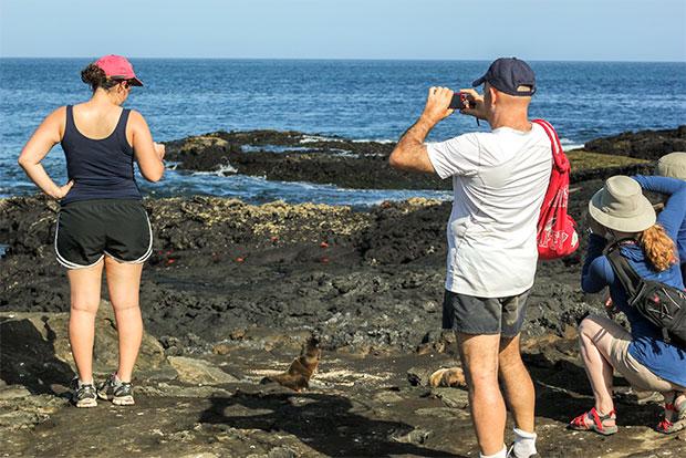 Tours a islas Galápagos de lujo diciembre 2019