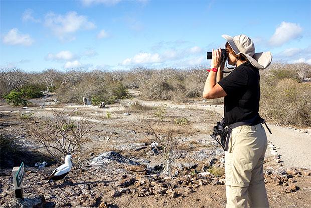 Tours de lujo a islas Galápagos octubre 2019