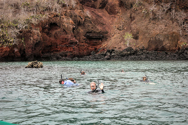 Viajar en Crucero a las Islas Galápagos desde Cabo Verde
