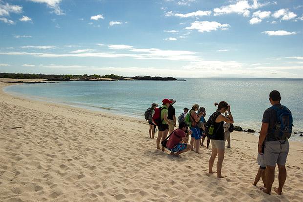 Viajar en Crucero a las Islas Galápagos desde Tailandia