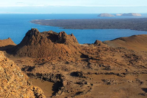 Viajar en Crucero a las Islas Galápagos desde Vanuatu