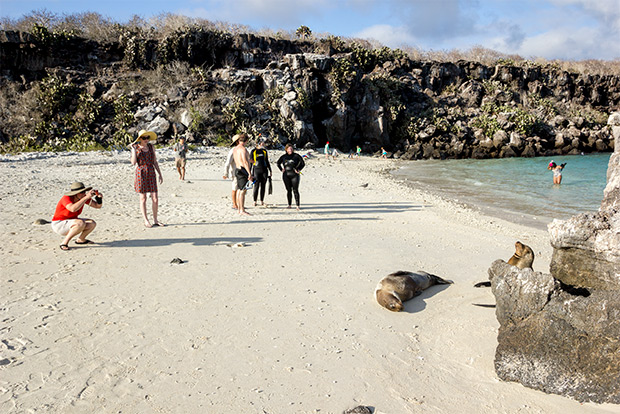 Catamarans for couples to the Galapagos Islands December 2019