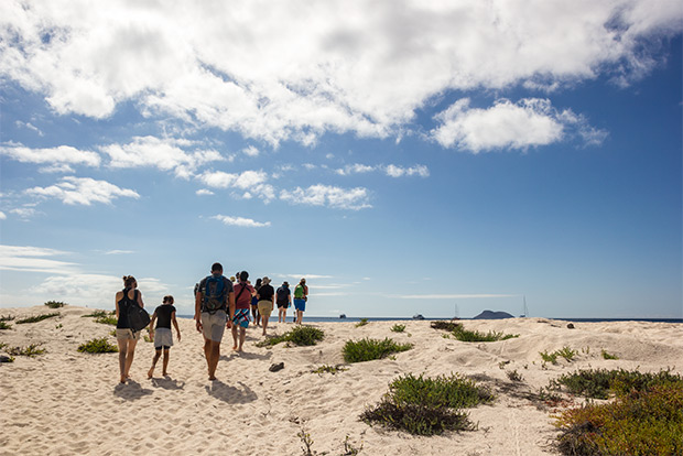 Touristic Packages to Galapagos Islands December 2019