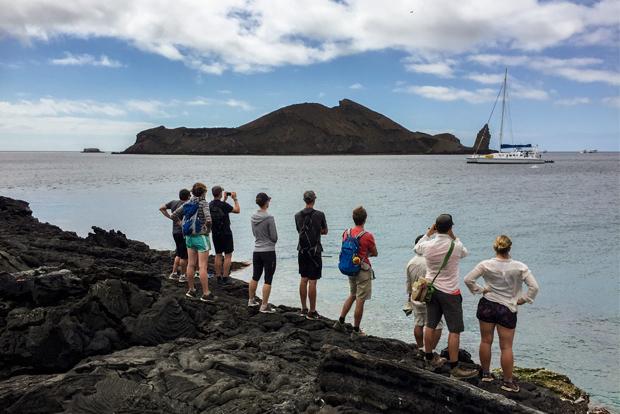 Cruceros a las Islas Galápagos para 9 personas diciembre 2018