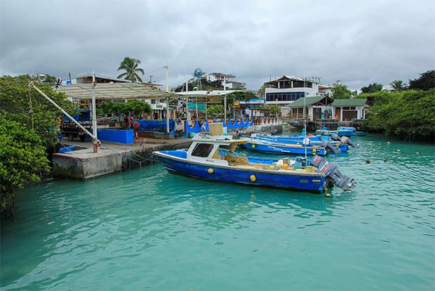 Fiestas en Islas Galápagos diciembre 2017