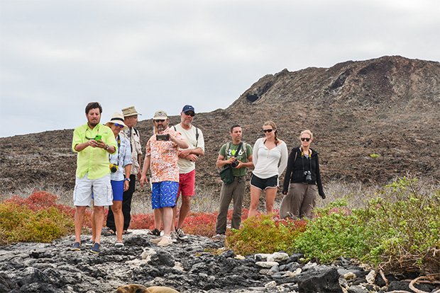 Family cruises to the Galapagos Islands March 2017
