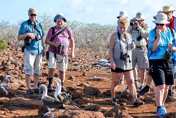 Turismo a las Islas Galápagos marzo 2018