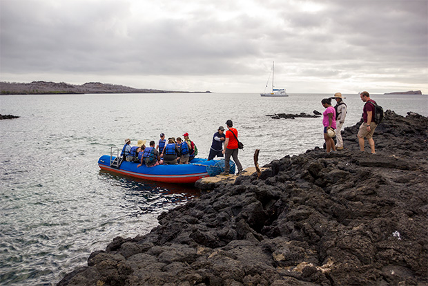Cruises to the Galapagos Islands for Millionaires
