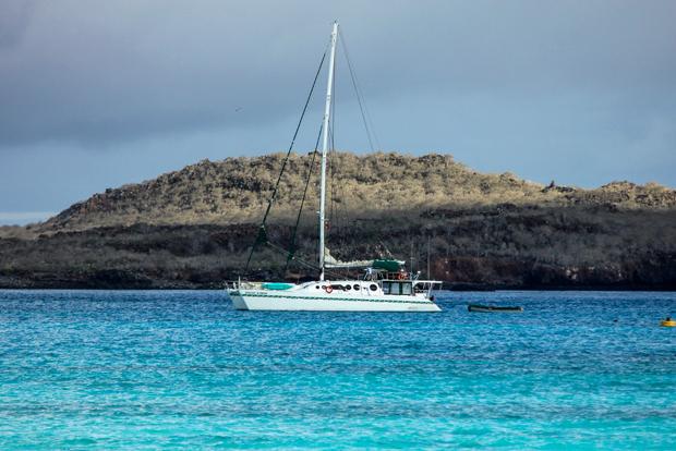 Turismo a las Islas Galápagos el 1 de Enero