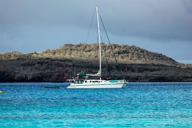 Cruceros a las Islas Galápagos para 12 personas diciembre 2017