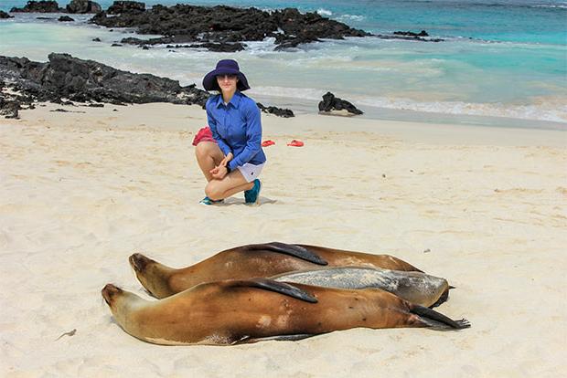 Cruceros a las Islas Galápagos para 9 personas abril 2018