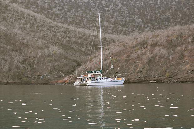 Catamarans to the Galapagos Islands September 2020