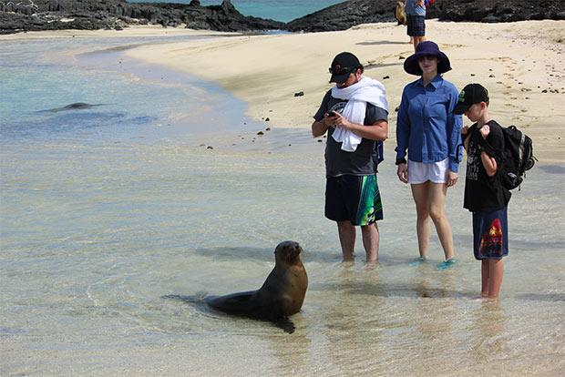 Fiestas en Islas Galápagos noviembre 2017