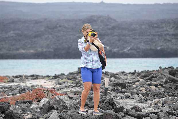 Cruises to the Galapagos Islands for 14 people December 2017