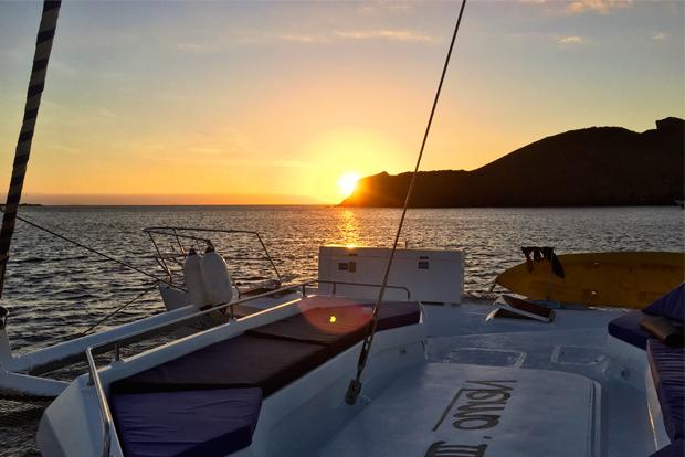 Snorkeling and kayaking Galapagos Islands 2017