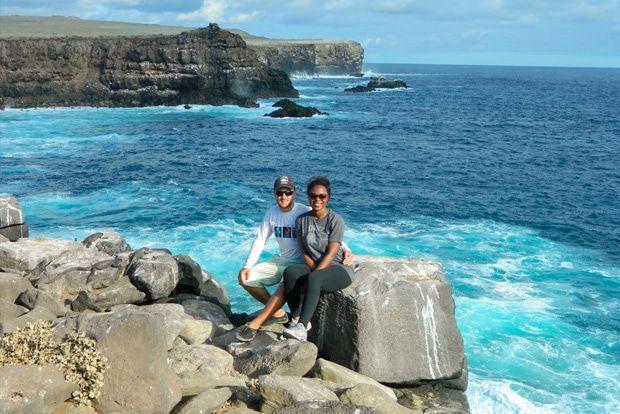 Cruise to the Galapagos Islands from Burundi