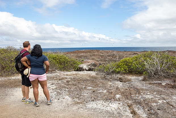 Cruise to the Galapagos Islands from India