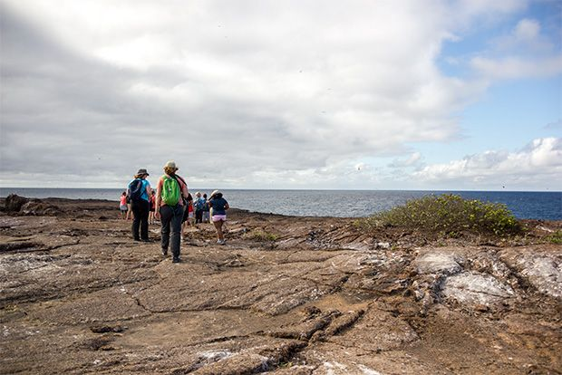 Cruise to the Galapagos Islands from Sri Lanka