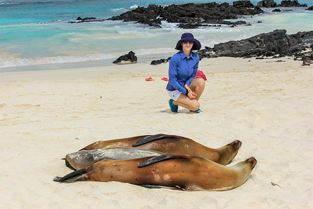 Cruise to the Galapagos Islands from Uruguay