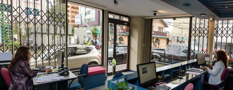LatinTour Offices in Ecuador