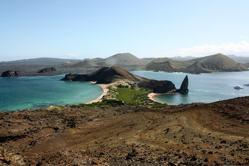 Bartolome Galapagos Island