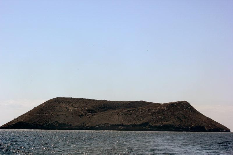 Daphne Islands Galapagos Island