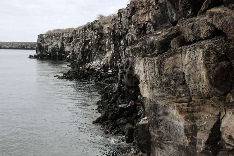 Genovesa: El Barranco Galapagos Island