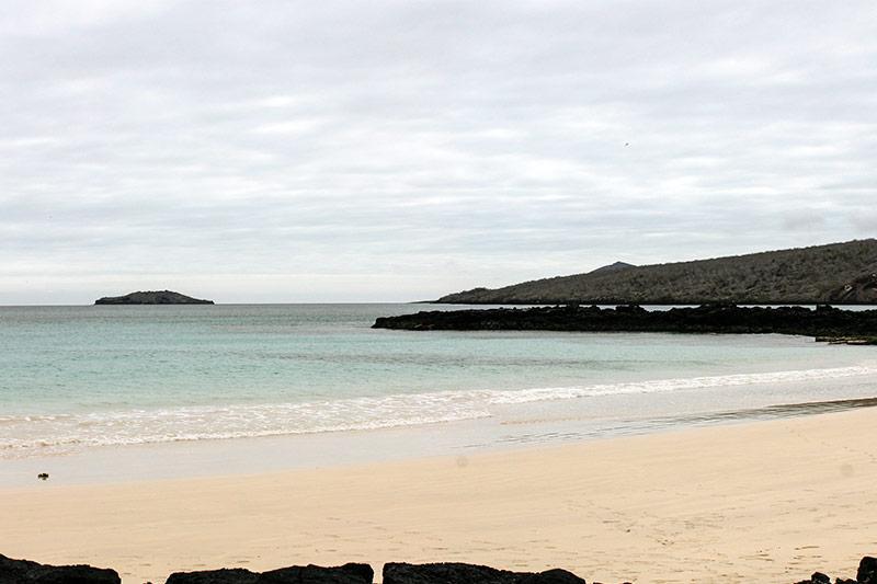 San Cristóbal: Brujo Hill Galapagos Island