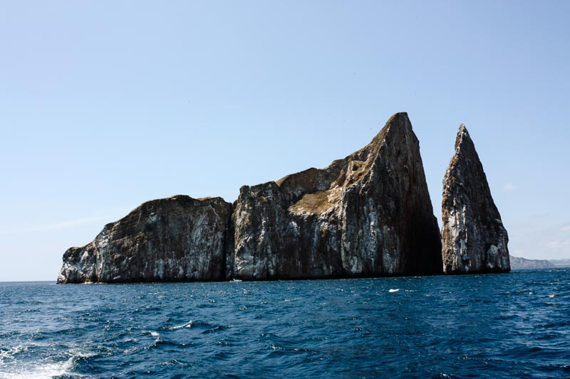 San Cristóbal: Kicker Rock Galapagos Island