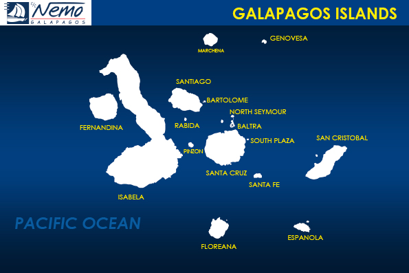 Full Description Of All Islands In Galapagos Tours