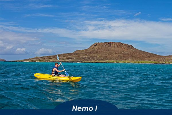Tour on Nemo I Galapagos Cruise